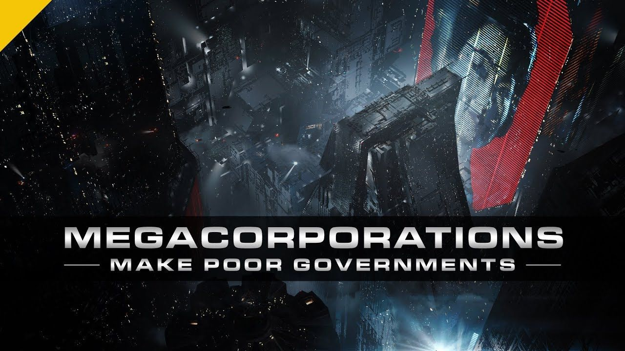 Megacorporations Make Poor Governments | Incoming | Sci-fi