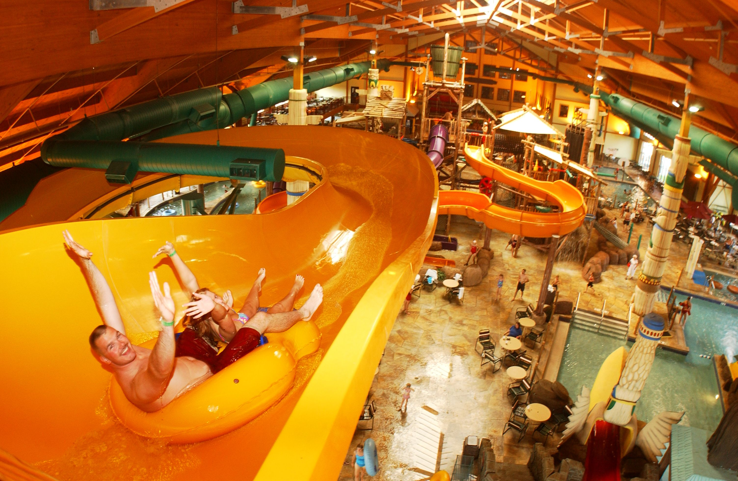 Great Wolf Lodge Indoor Waterpark In Sandusky Ohio