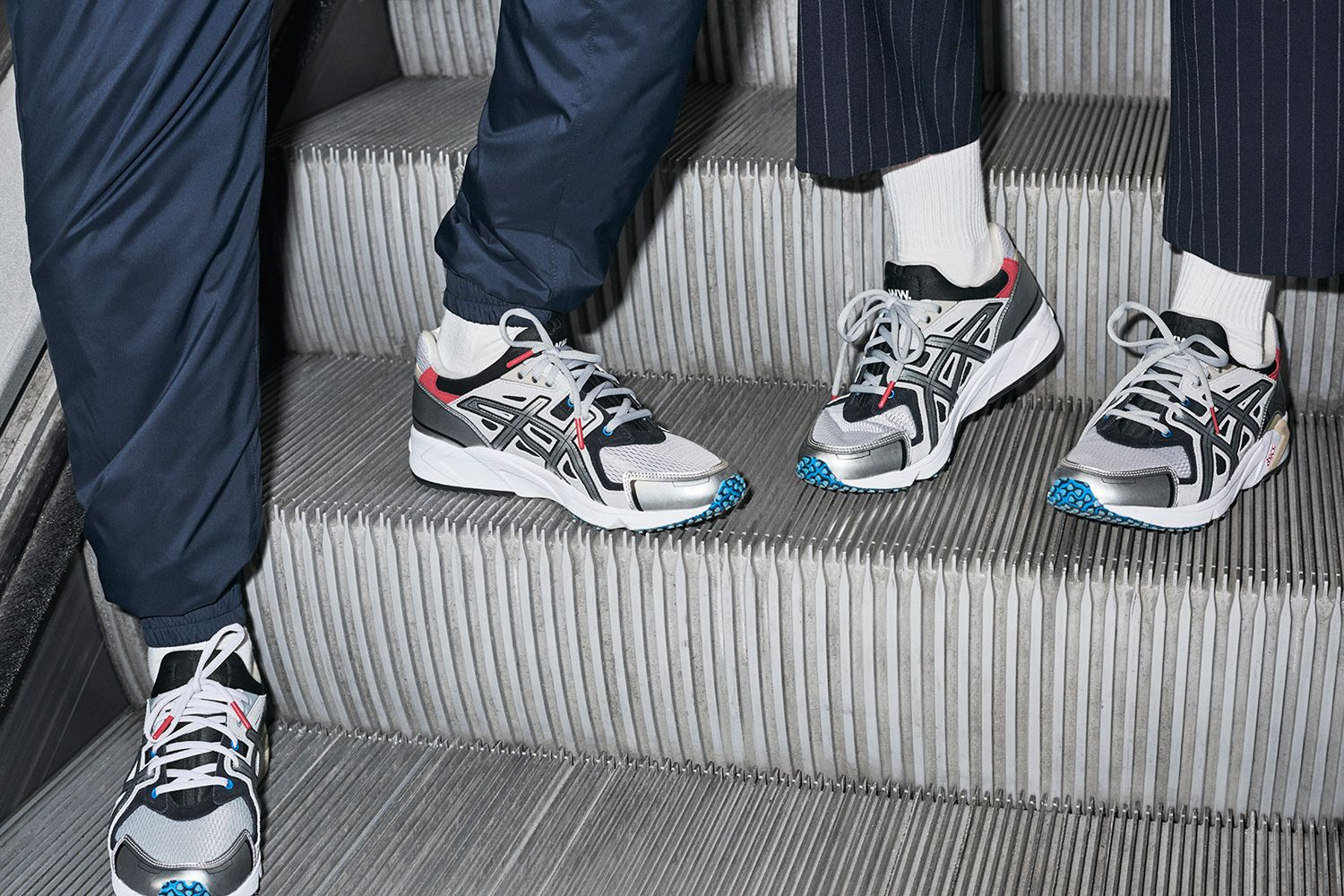 Wood Wood Takes on the Dad Shoe With the ASICS GEL DS