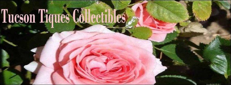 Tucson Tiques Collectibles Store Flowers Rose Plants