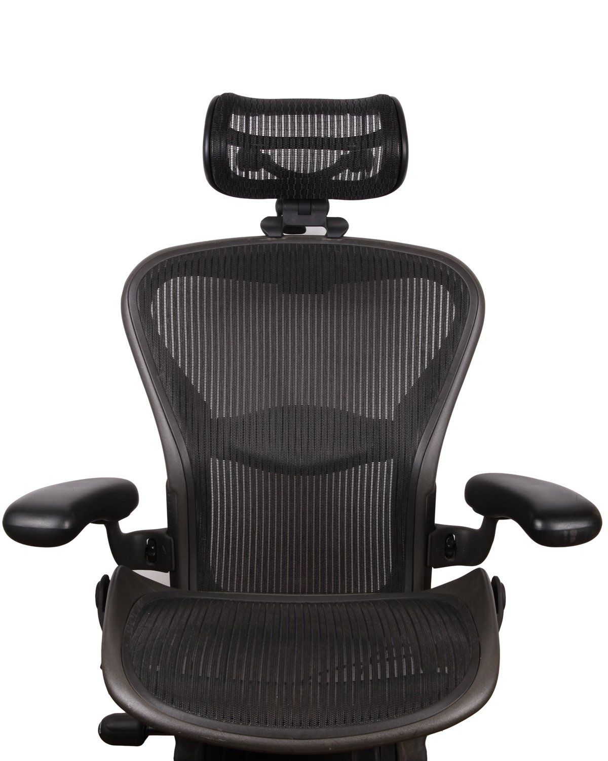Headrest For Herman Miller Aeron Chair Patented Design Specifically Designed To Fit Herman Chair Oversized Chair Living Room Most Comfortable Office Chair