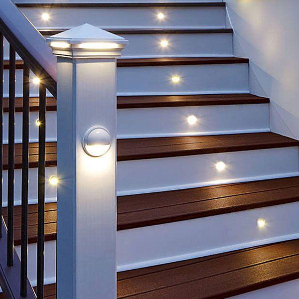 Deck Lighting Image Gallery Deck Lighting Solar Deck Lights Landscape Lighting Design