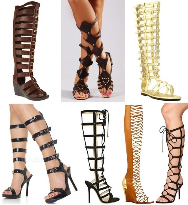 1000  images about fashion gladiator on Pinterest | Gladiator ...