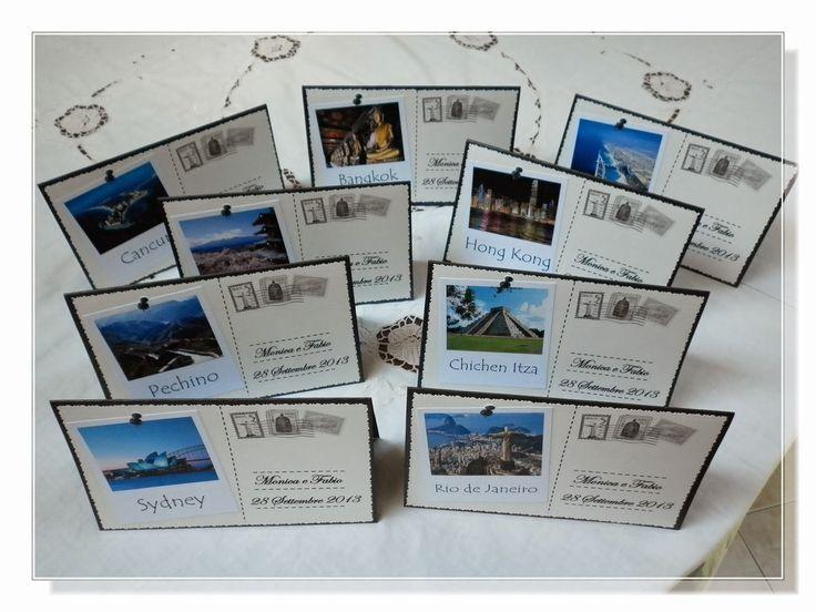 Matrimonio Tema Viaggio Tavoli : Partecipazioni matrimonio tema viaggio cerca con google
