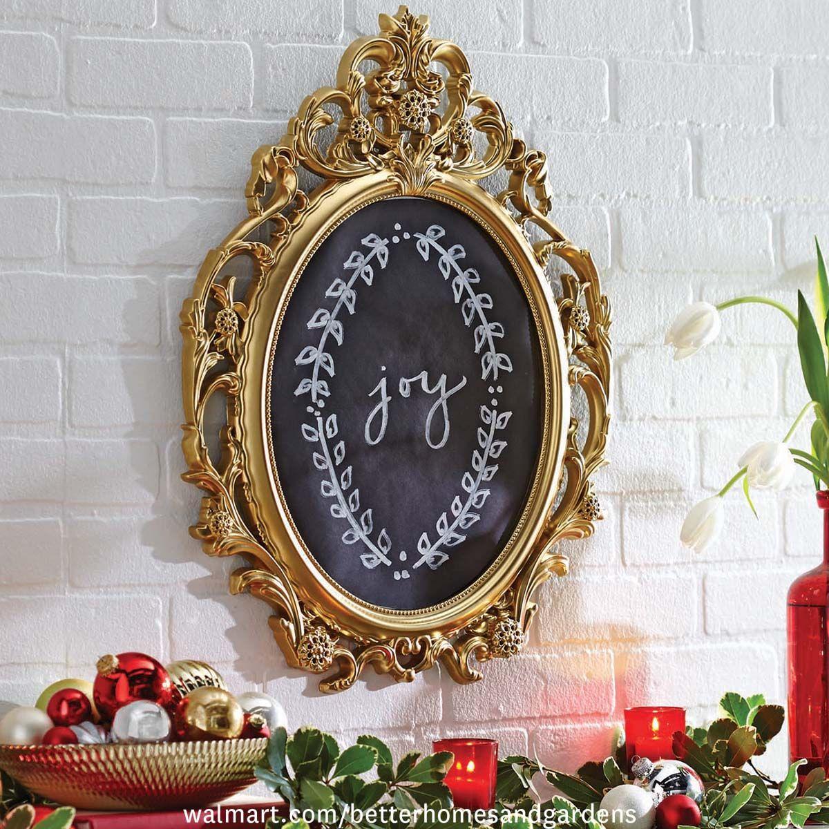 b3cd1185a05984a1d33b29149d23d53b - Better Homes And Gardens Baroque Mirror