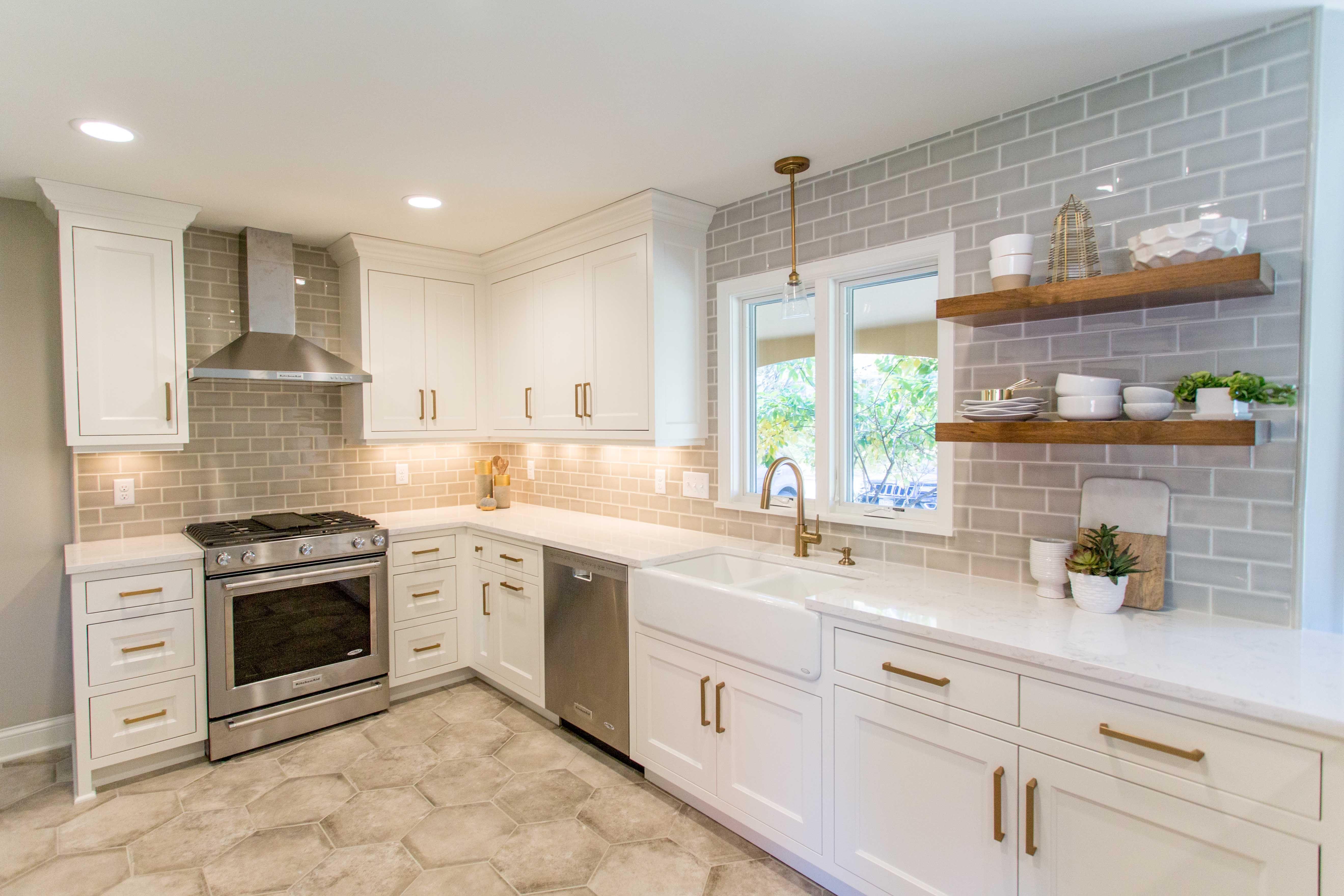 Best Custom Jkath Design Build Cabinetry Benjamin White Dove 400 x 300
