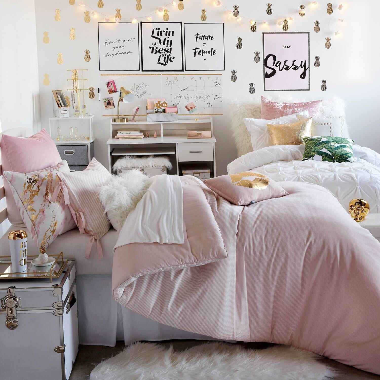 Dorm Room Ideas College Room Decor Dorm Inspiration Dormify Dormitorios Dormitorio De Chicas Adolescentes Decoracion Habitacion Adolescente