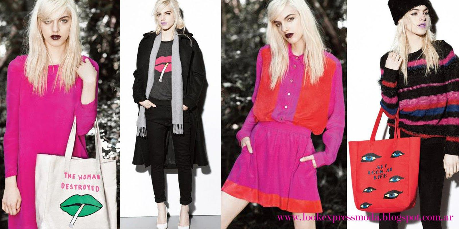 MODA: AY NOT DEAD INVIERNO 2013 | Blog de Moda Look Express
