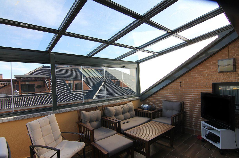 Acristalamientos y cerramientos de terrazas cortinas de - Cerramientos de terraza ...