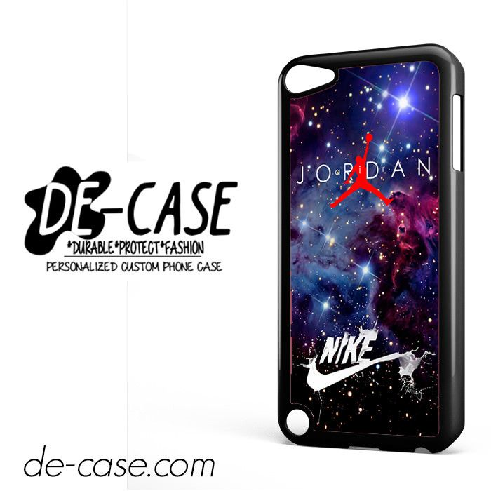 Nike Air Jordan Jump Man Air Nebula For Ipod 5 Case Phone Case Gift Present