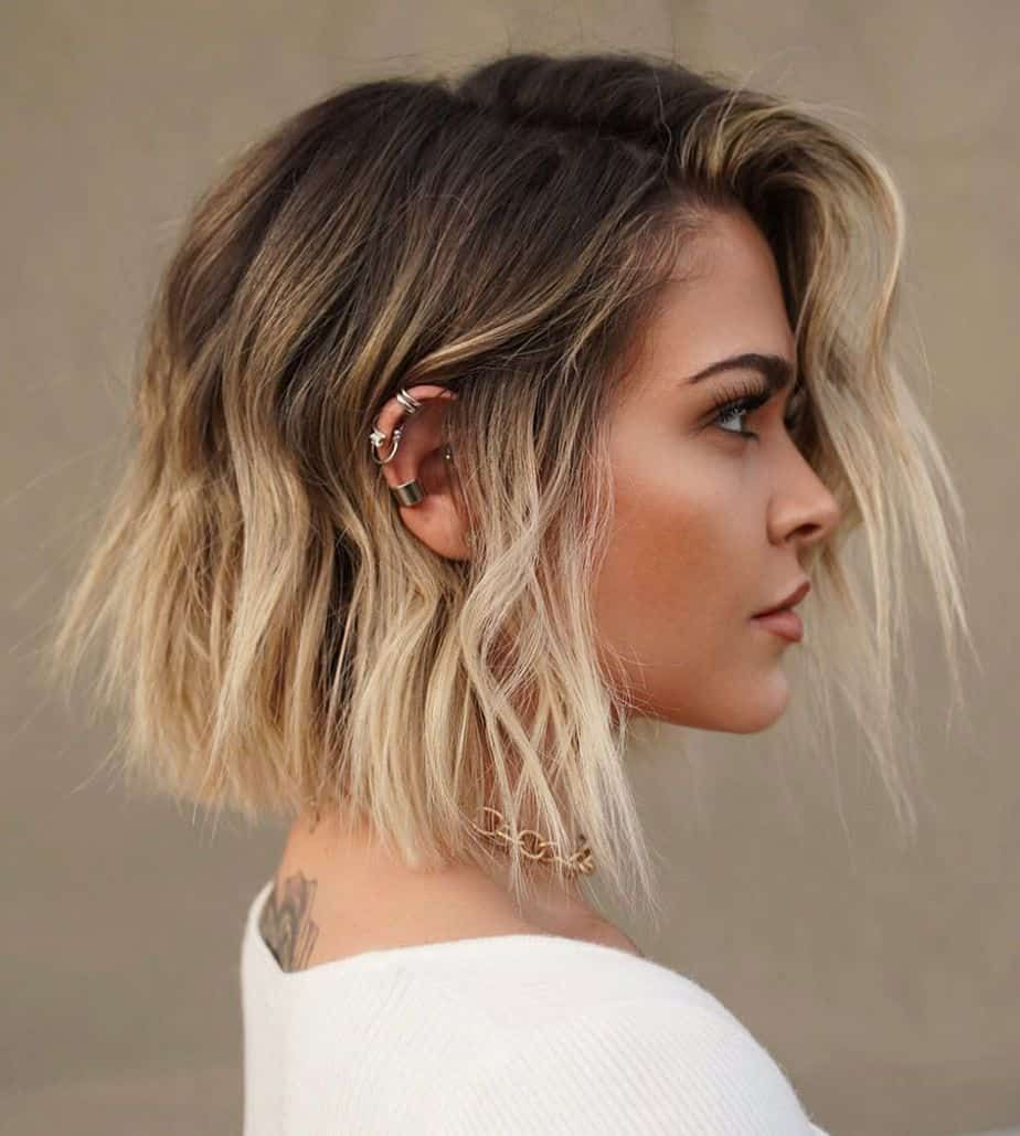 Best Stylish Ombre Hair Colors 2021 Best Colors For This Year In 2020 Short Hair Styles Easy Trending Haircuts Short Hair Styles