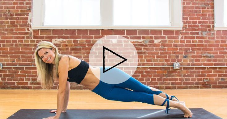 The 20-Minute Killer Pilates Sequence for a Crazy-Strong Core #yogaypilates