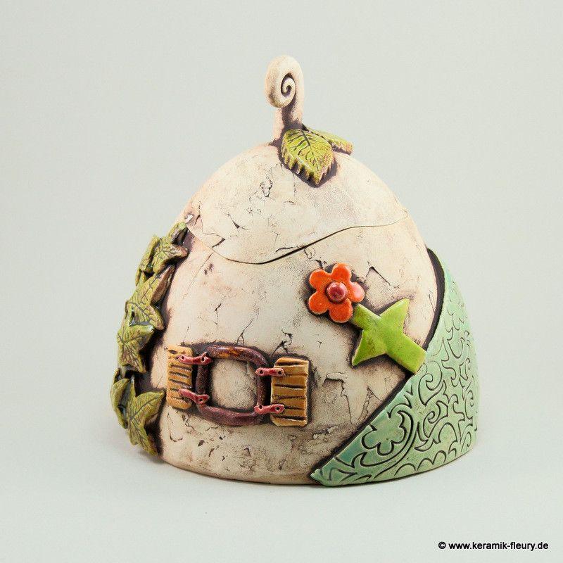Schalen und Gefäse - FLEURY - Kreative Keramik für Haus und Garten