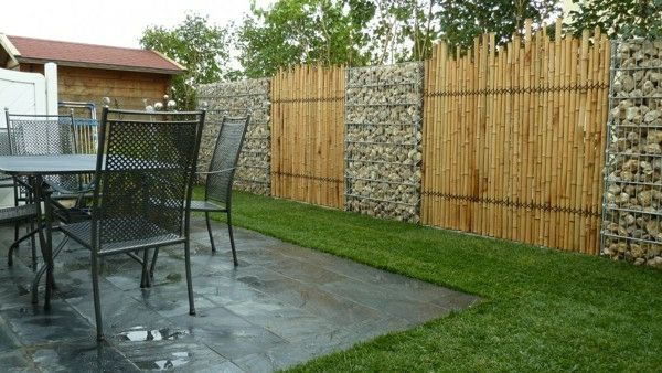 choisissez un panneau occultant de jardin jardin japonais pinterest garden fence et home. Black Bedroom Furniture Sets. Home Design Ideas