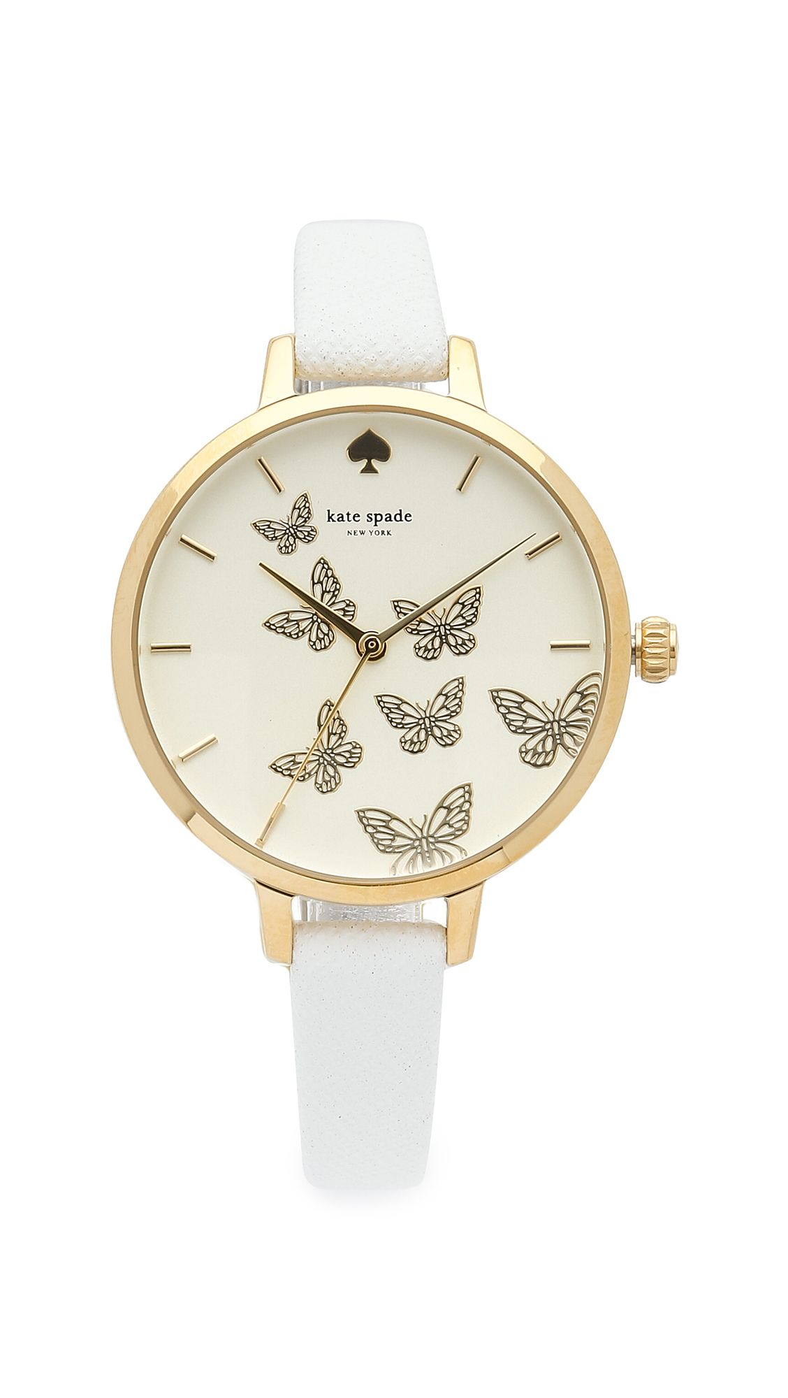 Kate Spade New York Metro Butterflies Watch Http Www Modandretro Com Kate Spade New York Metro Butterflies Watch Kadin Saat Kate Spade Aksesuarlar