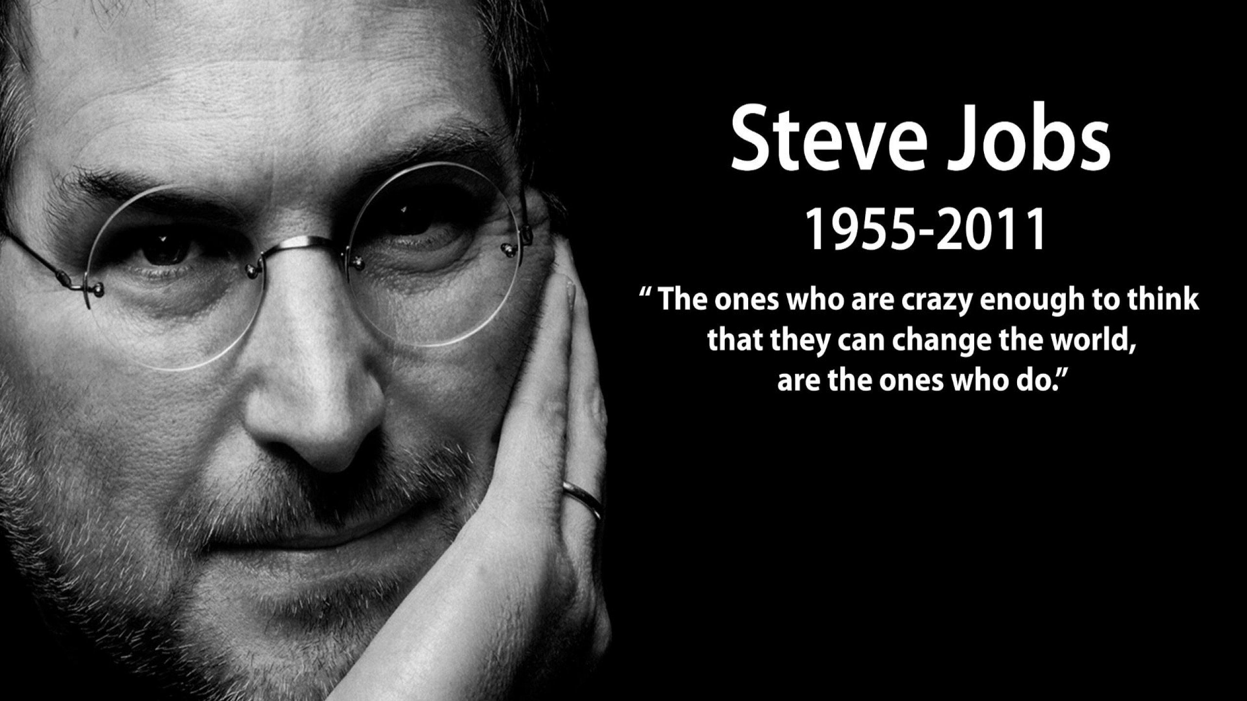 Arguably Steve Jobs Most famous quote | The Best Quotes You ...