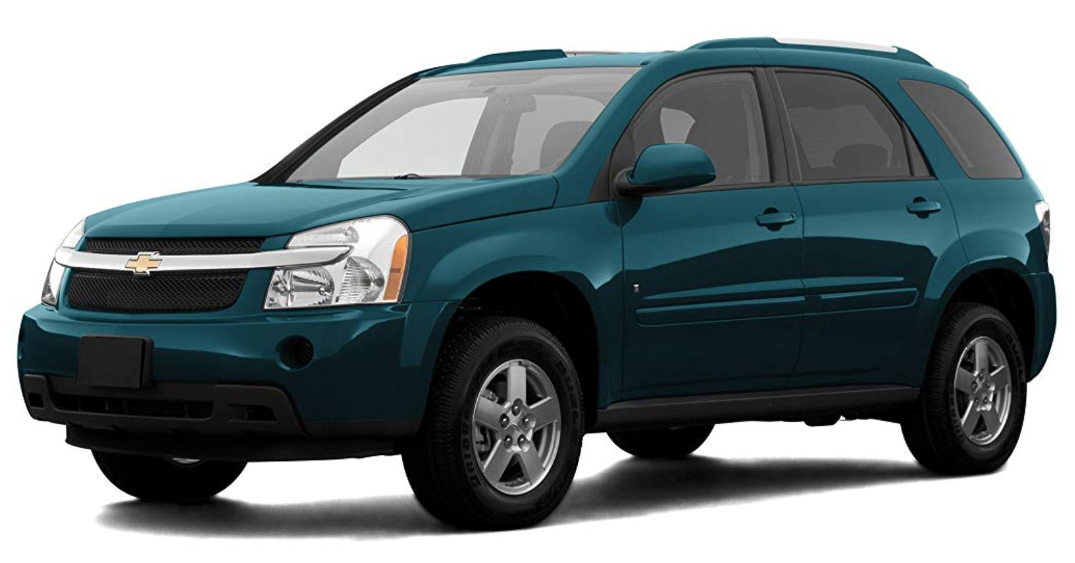 2007 Chevrolet Equinox Owners Manual In 2020 Chevrolet Equinox
