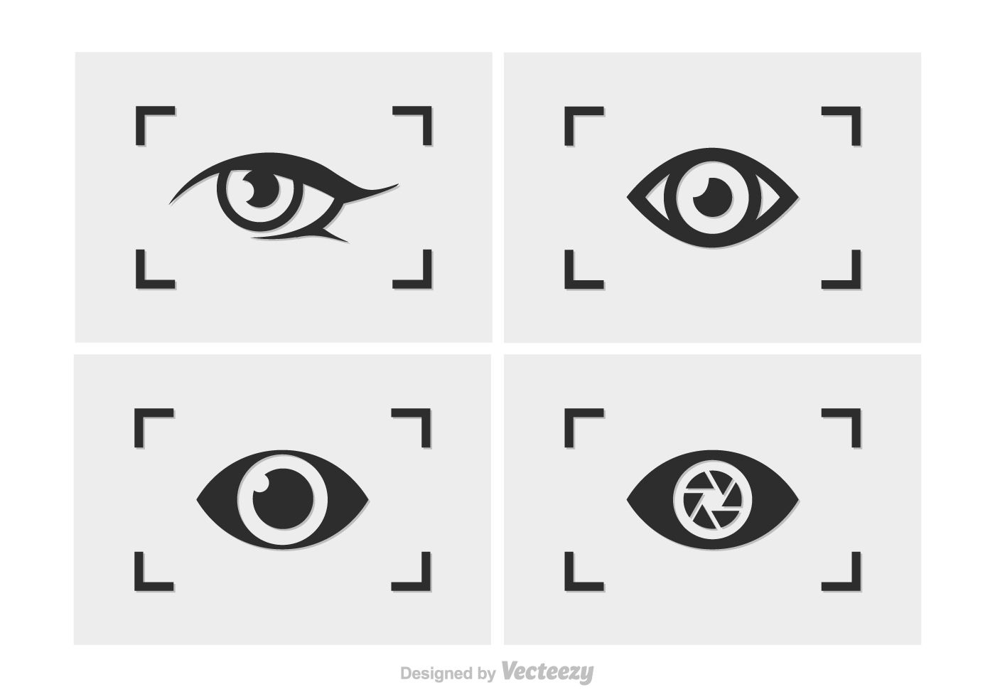 Free Viewfinder Vector Logos Camera Logos Design Camera Drawing Vector Logo