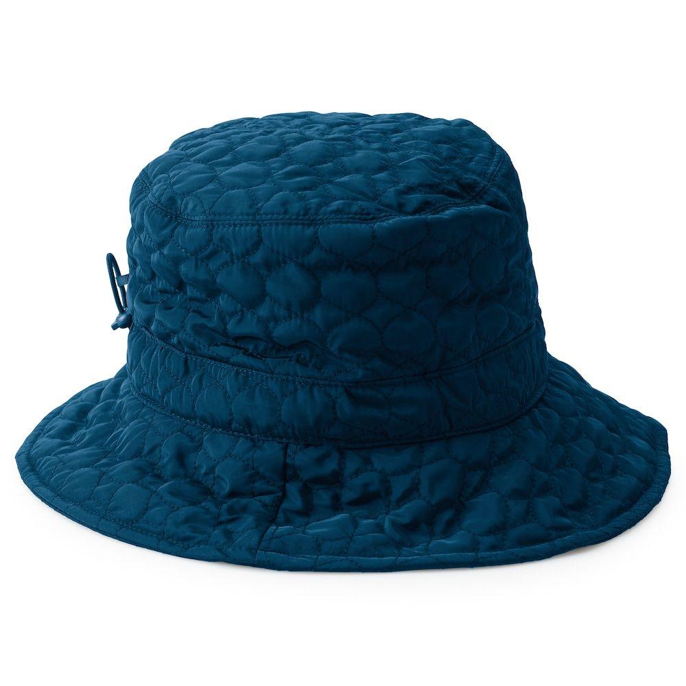 Women S Scala Quilted Big Brim Rain Hat Rain Hat Wide Brim Sun Hat Cloche Hat