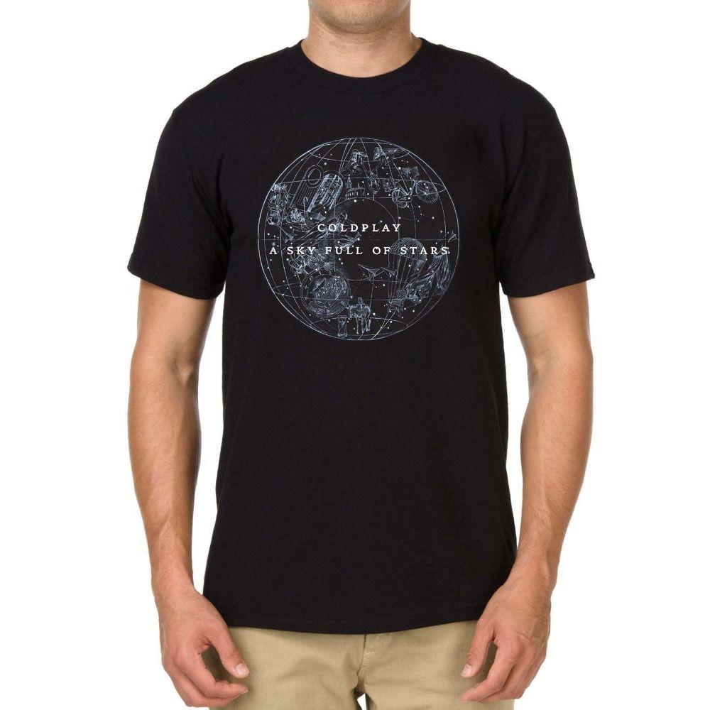 High Ridin/' Black Cotton T-shirt