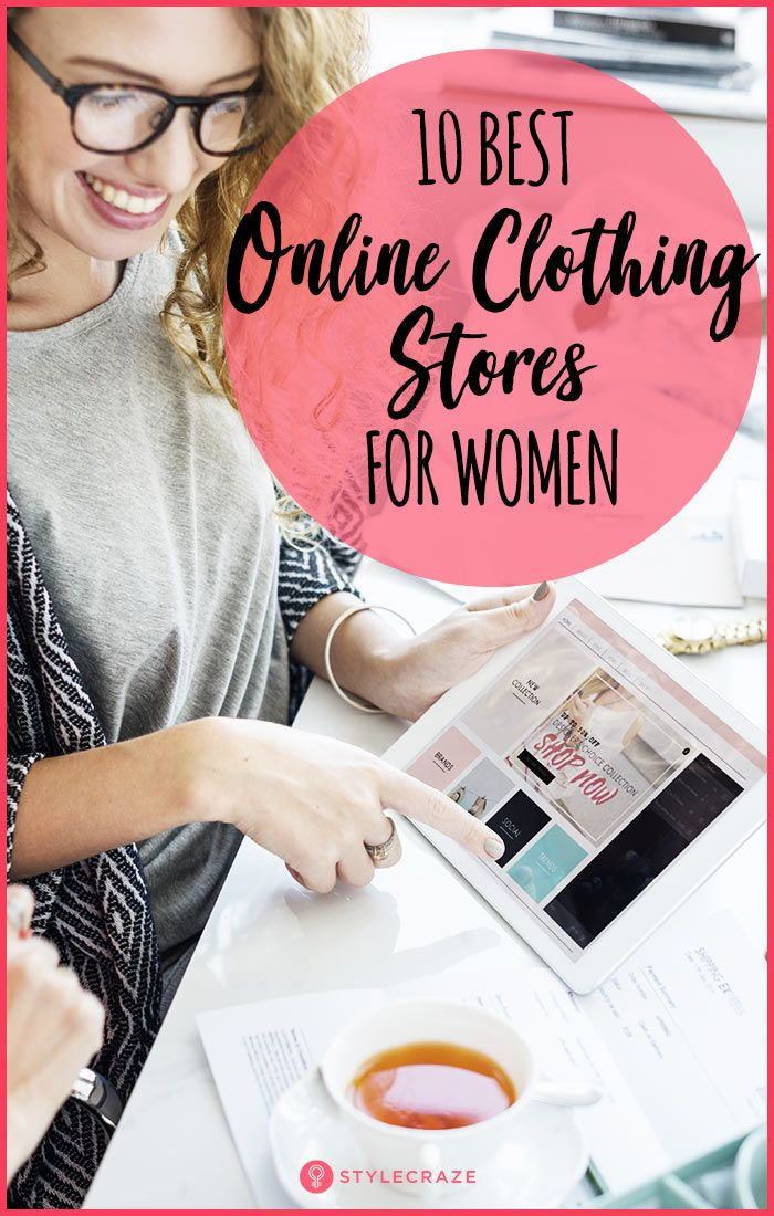 10 Best Online Clothing Stores For Women is part of Clothes Store Trends - Worrying about not knowing too many good sites to shop from  We've got your back  Just dig in to find out what are the best online clothing stores out there