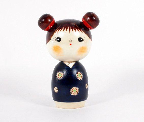 Kokeshi Designs | Mujyaki T-B-L