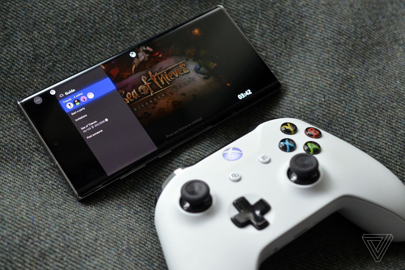 Handson with Microsoft's xCloud game streaming service