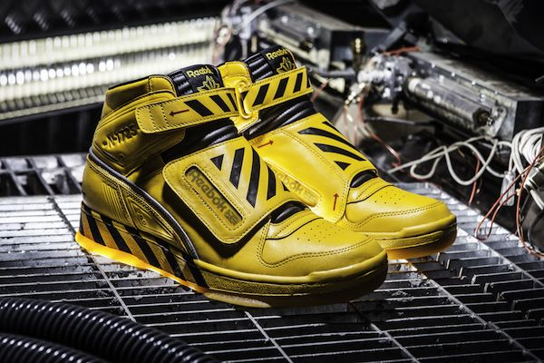 Reebok Unveils Power Loader And Xenomorph Sneakers For Alien Day