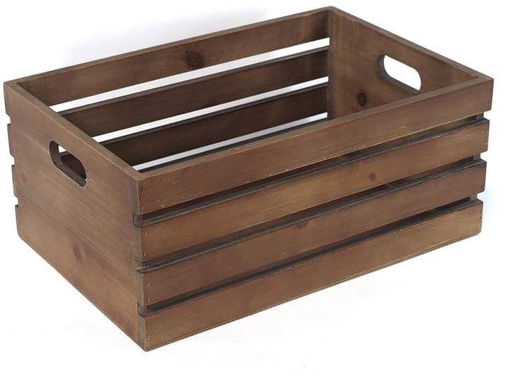 Sonoma Goods For Life Sonoma Goods For Life Small Decorative Farmhouse Crate Decor Crates Sonoma Goods For Life