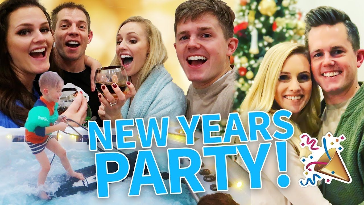 WE'VE NEVER DONE THIS! NEW YEARS EVE PARTY 2016