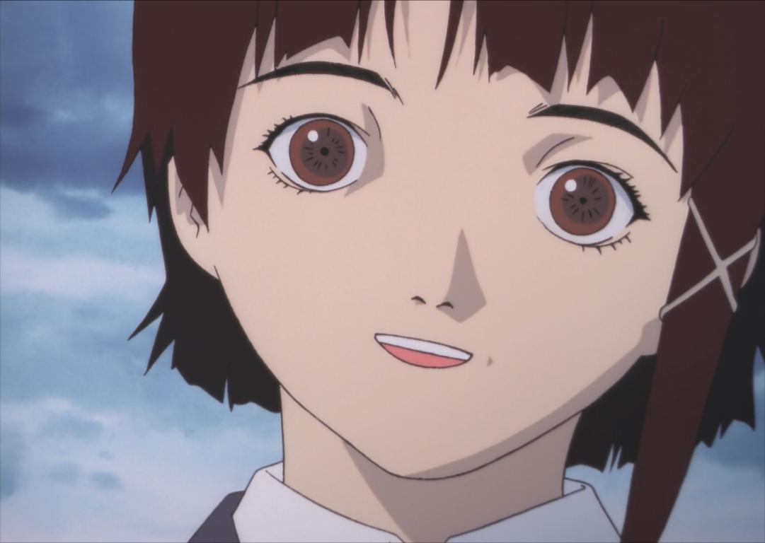 21 Most Depressed Anime Characters: Lain Iwakura (Serial Experiments Lain)