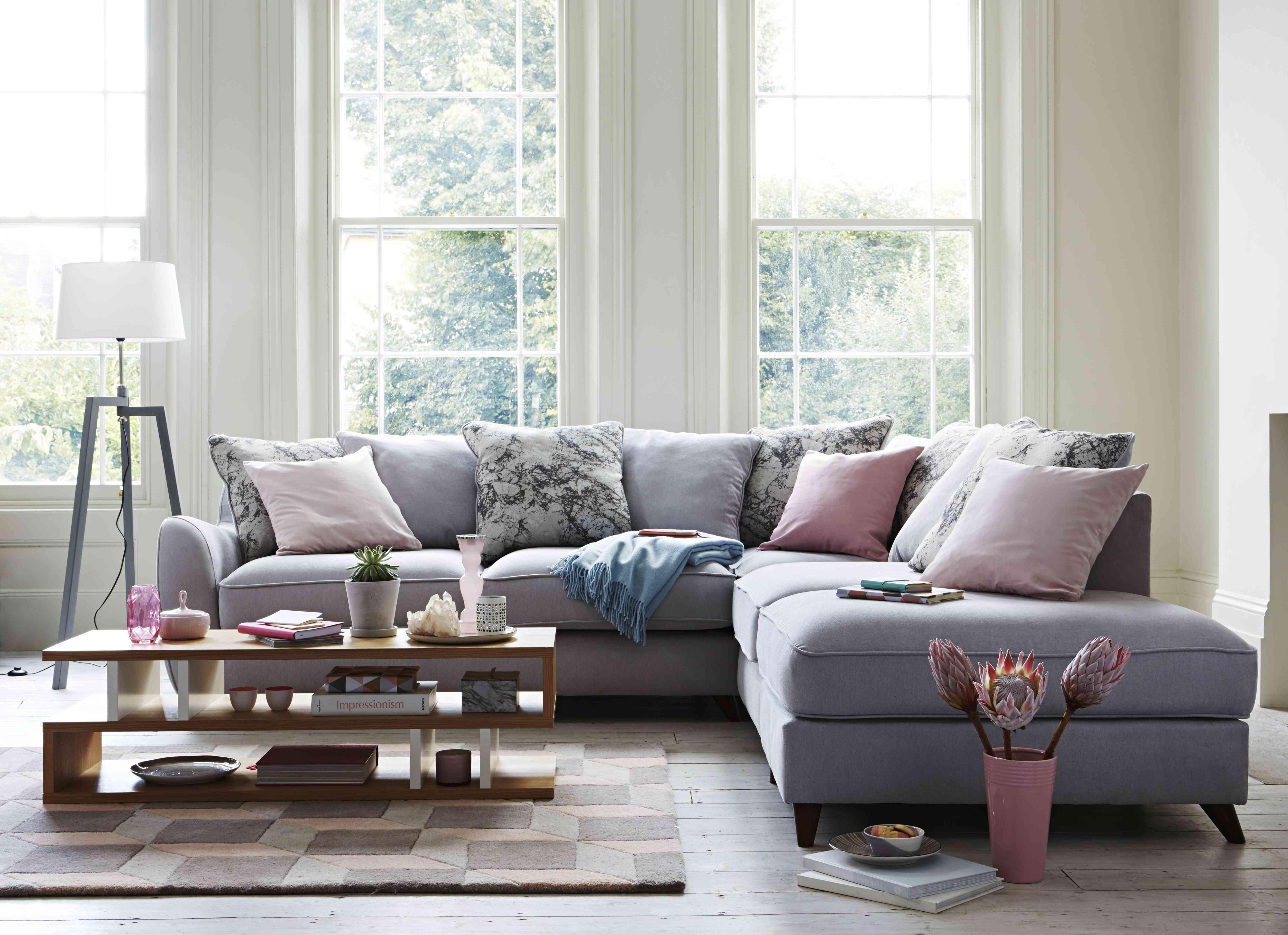 Carrara Corner Sofa Furniture Village