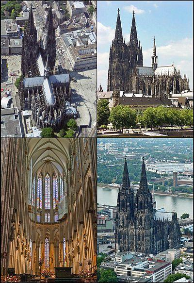 Kölnin tuomiokirkko