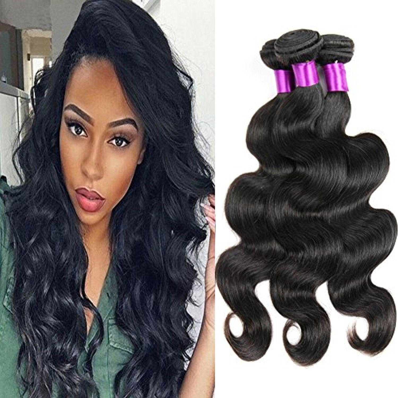 Feibin 16 18 20 Inch 3 Bundles Brazilian Body Wave Virgin Hair 100 Unprocessed Huma Brazilian Body Wave Hair Brazilian Virgin Hair Body Wave Buy Human Hair
