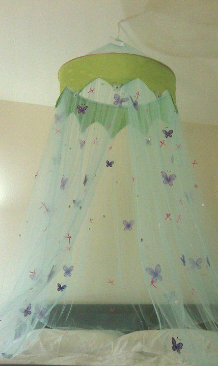 Butterflies Canopy Girl Room Toy Rooms Diy Canopy