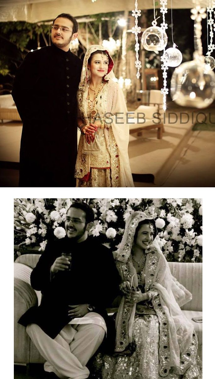 Azaan Sami Khan Wedding Pictures