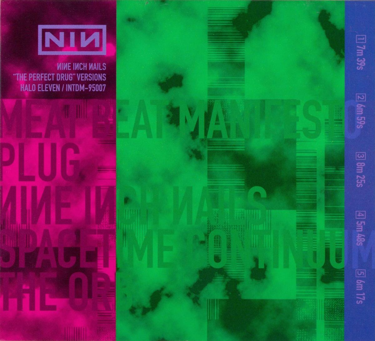 Nine Inch Nails - The Perfect Drug (Halo 11) (1997) | album cover ...