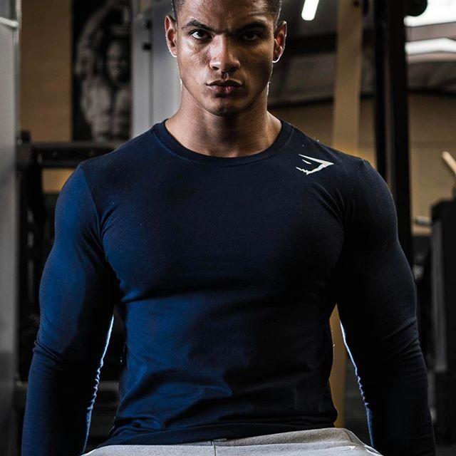 901eddcc7b7eb The all new Ark t-shirts release tomorrow, Friday 13th January. #Gymshark