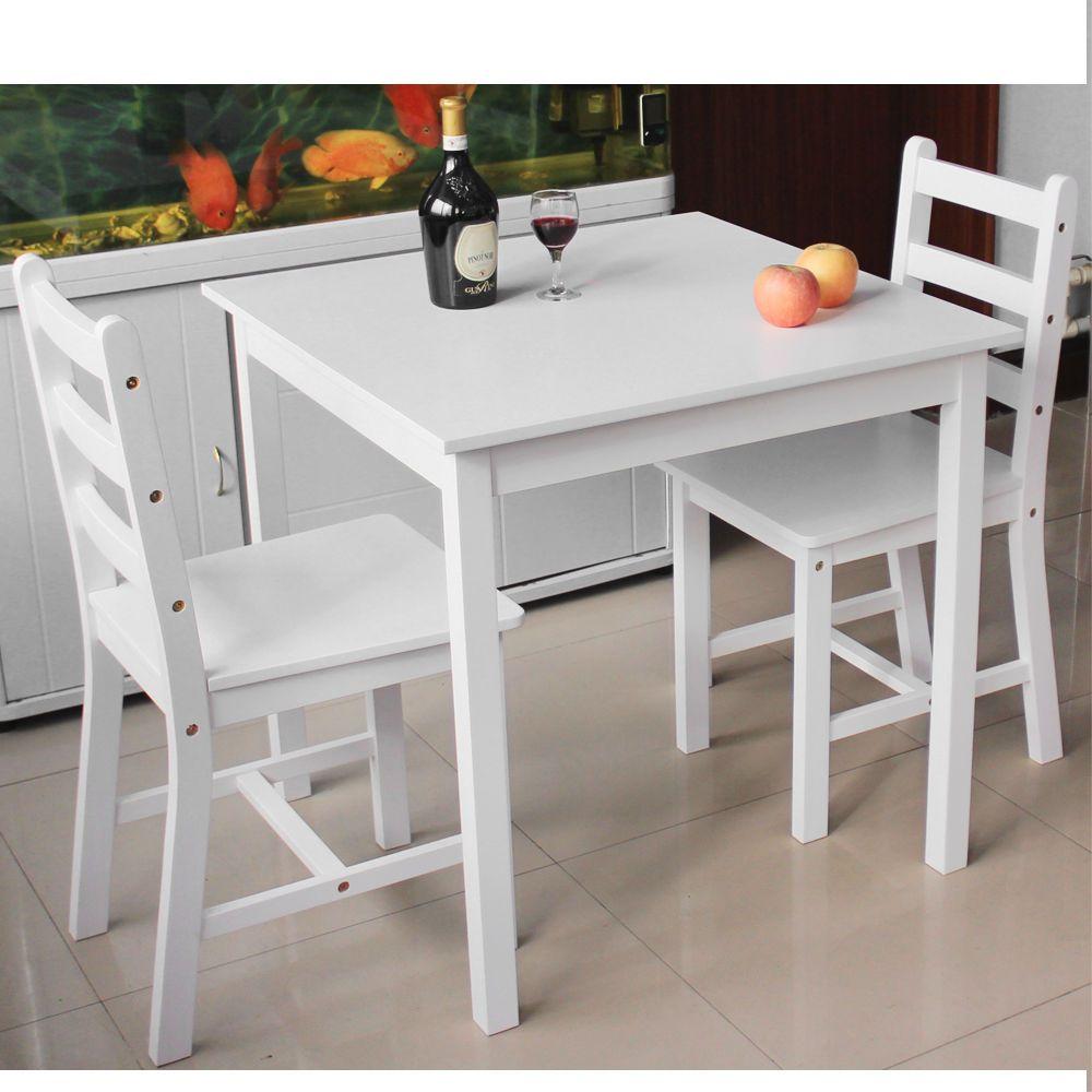 Wooden Kitchen Table Chairs Küchenstühle, Kleiner