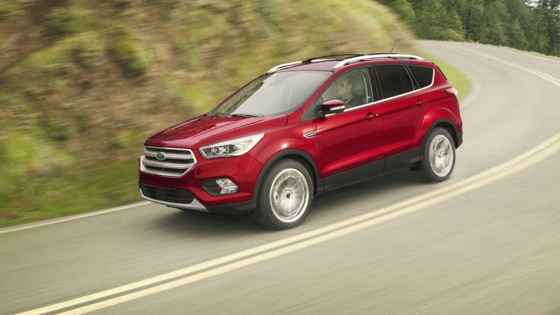 2018 ford escape guide with specs pricing safety and