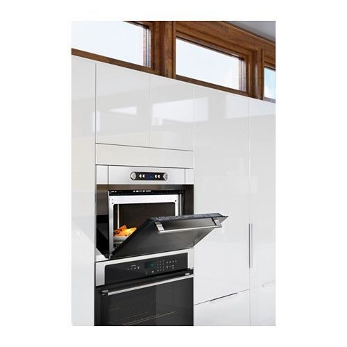 Ikea Kitchen Appliances: NUTID Microwave Oven - IKEA