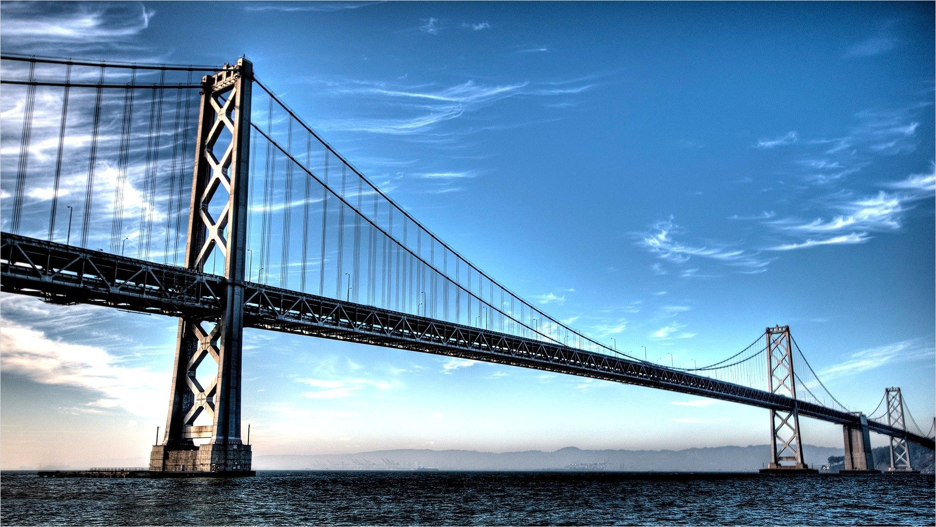 4k Structural Engineering Wallpapers In 2020 Bay Bridge San Francisco Bridge Wallpaper Bay Bridge
