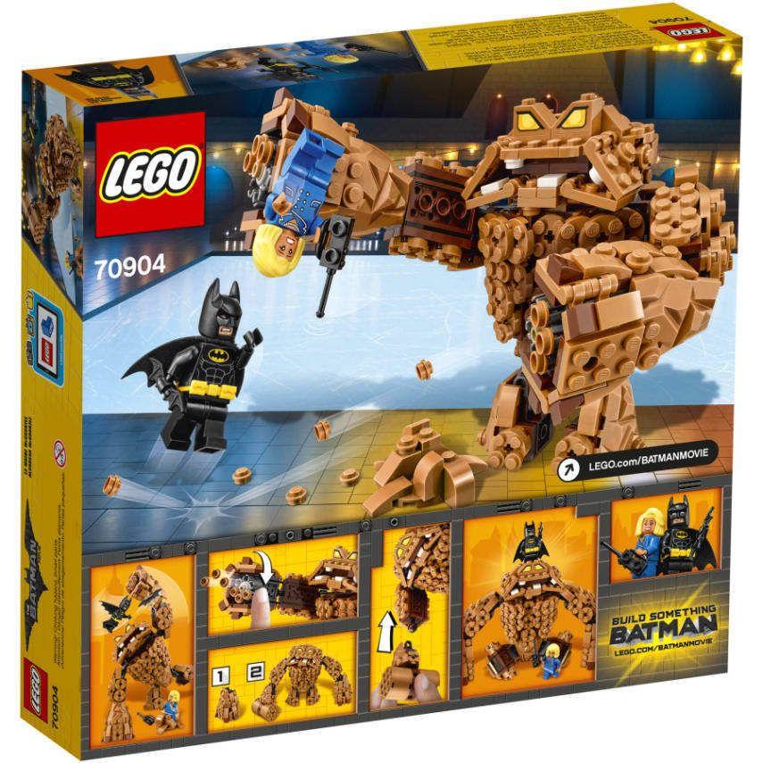 LEGO Batman new 2017 Movie Clayface Splat Attack Toy 448