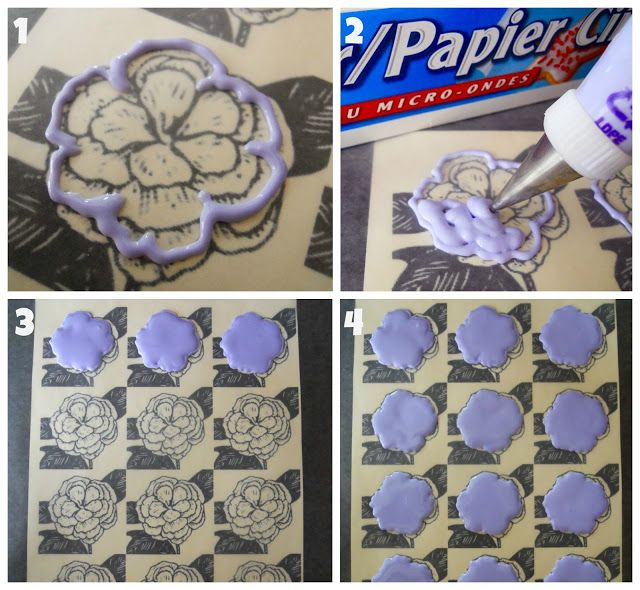 Brush Embroidery Royal Icing Accents with Oh, Sugar Events {Guest Post} – The Sweet Adventures of Sugar Belle