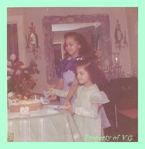 #My Mother and her Sister