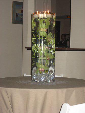 Wholesale Bulk Wedding Vases 16 Square Glass Vases 6pcs