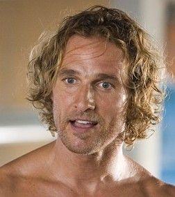 Matthew Mcconaughey Surfer Hairstyles Surfer Hair Mens Hairstyles Curly