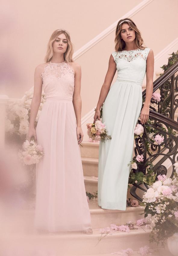 Lipsy Jasmine Jewel Waist Maxi Dress | Lipsy Bridal | Pinterest ...