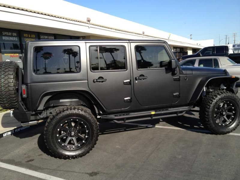 Pin By Aliyahstar Jordan On Fancy Whips Black Jeep Wrangler