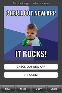 Make Your Own Meme 20 Meme Making Iphone Apps Hongkiat Make Your Own Meme Memes Iphone Meme